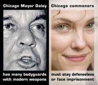 Mayor Daley vs. Chicago Commoners